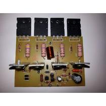 Placa Amplificador 200 Watts Mono