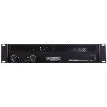 Frete Grátis Crest Audio Cpx 2600 Amplificador Potência 220