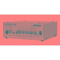 Ritmus ! Landscape Spa250 Stereo Amplifier : Microfo Dvd Mp3
