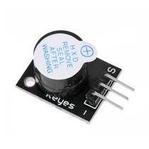 10pcsc Arduino Módulo Ativo Compatível Alarme Speaker Buzzer