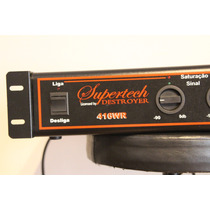 Potencia Supertech 416wr 400 Watts Rms Praticamente Nova