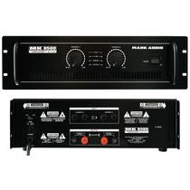 Amplificador Mk 8500 Mark Áudio Amplificador Para Caixa Som