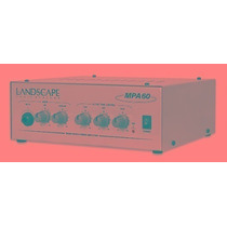 Ritmus ! Landscape Mpa60 Mono Amplifier : Microfone Dvd Mp3