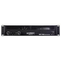 Promoção! Crest Audio Cpx 1500 Amplificador Potência 1500 W