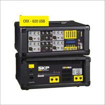 Oferta ! Skp Crx-620 Cabeçote 6 Canais
