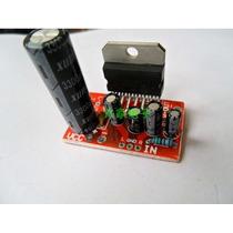 Placa Amplificador Tda7377 70w Rms 12v Estereo