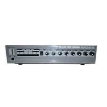 Amplificador De Linha Com 4 Zonas Work Pa 240 Two