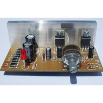 Kit Amplificador Tda2030 Stereo - R$ 50,00