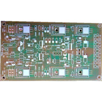 Amplificador Time One 550xt E Rf602 Placa Exitadora