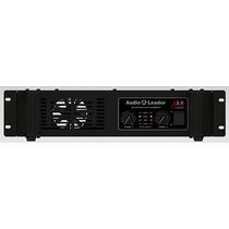 Amplificador Áudio Leader Al 2.0 2000 W Rms 2 Ohms