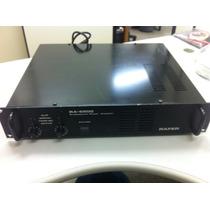 Raridade - Amplificador Profissional Rafer - Réplica Crest