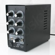 Amplificador E Setorizador De Som Ambiente, Caixa Acústica