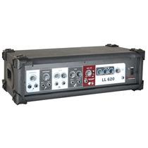 Cabeçote Amplificador Multiuso Ll 620 - 200 Watts