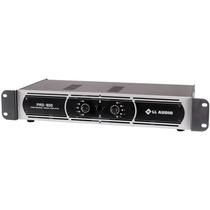 Amplificador De Potência Ll Pro 800 Com 200 Watts Rms