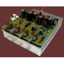 Amplificador Para Jukebox Berzek 100wrms, Modular, Stereo.
