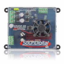 Modulo Soundigital Sd 200.2d