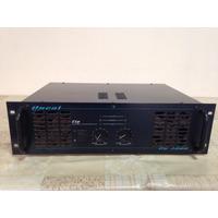 Amplificador Oneal Op-3000 Potência