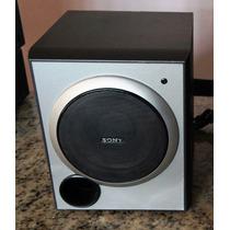 Vendo 01 Caixa Ativa Sony Wp1500 - Frete Gratis Todo Brasil