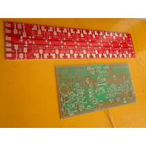 Placa Lisa Amplificador 1600w /serve No Gradiente