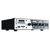 Amplificador Receiver P/som Ambiente Frahm Slim1000 Usb/ Sd