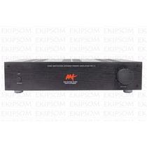 Amplificador Integrado Aat Pm-1v - 2 X 70 W Rms - Bi Volt -