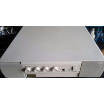Mini Amplificador P/ Pc, Cel, Mp3, Etc.
