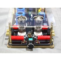 Pre Amplificador Valvulado Amplificador Little Bear