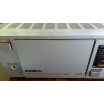 Receiver Amplificador Gradiente R323