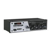 Receiver Amplificador Slim Frahm 1000 Plus Usb Som Ambiente