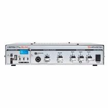 Amplificador Sonoro Slim 50w Rms Fm Usb Versátil 12v Hayonik