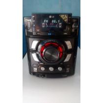 Som System Lg Cm7520 Com Mp3- Entrada Usb