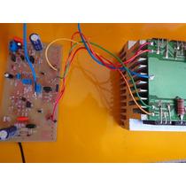 Placa Amplificador 1000w +dissipador / Cygnus-sa 4 E 5