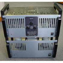 High-end - Amplificador Manley Ichiban Duplo Mono Valvulado