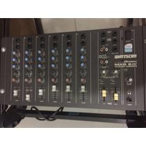 Wattsom Audio Mixer Stereo Mxs 6iii Da Ciclotron