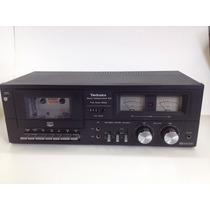 Antigo Tape Deck Technics 608