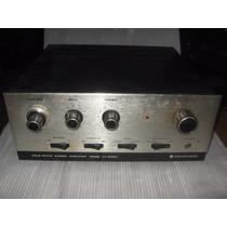 Amplificador Ka 2000a Kenwood Antigo Funciona Perfeitamente.