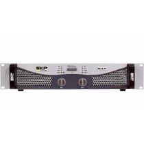 Amplificador Skp Max 420 De 400 Watts Rms Bivolt 110/220v