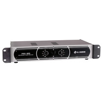 Amplificador Potência Profissional L L Áudio Pro 800 200 W