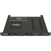 Amplificador Wattsom, Modelo W Power 750 Ab
