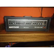 Amplificador Wattsom Modelo Pop Line H-350