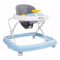 Andador Infantil Musical Styll Baby - Azul