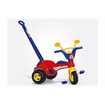 Velotrol Triciclo Infantil Policial Cotiplás + Brinde