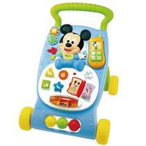Andador Mickey Mouse Disney Brinquedo Bebe