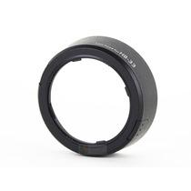 Lentes Hood Para Nikon Af-s 18-55mm F3.5-5.6g Fi Como Hb33