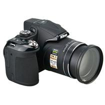 Anel Adaptador Nikon Coolpix P600 Filtro Lente Uv Cpl 52mm