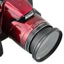 Anel Adaptador Nikon P510 P520 P530 Filtro Lente Uv Cpl 52mm