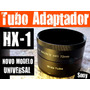 Tubo Adaptador Sony Hx1 (2 Em 1) 72mm (lançamento) P.entrega