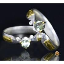 Anel De Formatura Em Prata Com Emblemas Em Ouro 18k 750