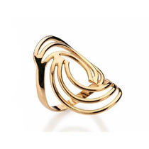 Anel Rommanel Ouro 18k