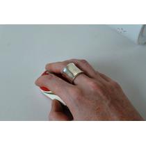 Anel Moda De Prata 950 Feito À Mão